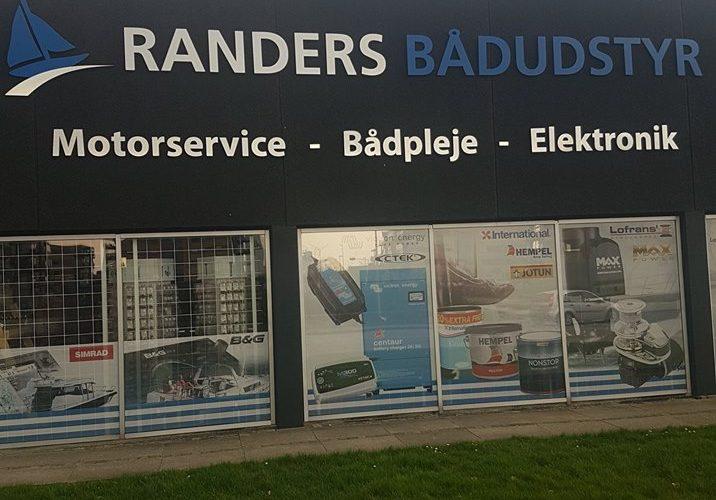 Husk at Randers Bådudstyr holder medlemsaften onsdag 18. april